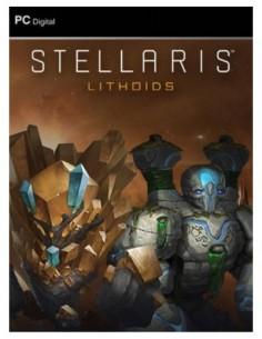 Paradox Interactive Stellaris: Lithoids Species Pack Videopelin ladattava sisältö (DLC) PC/Mac/Linux Englanti Paradox Interactiv