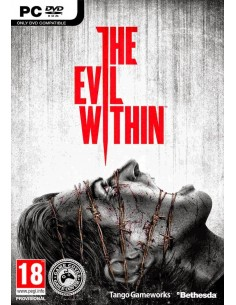Bethesda The Evil Within PC Perus Bethesda Softworks 783937 - 1
