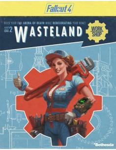 Bethesda Softworks Act Key/fallout 4 - Wasteland Workshop Bethesda Softworks 807268 - 1