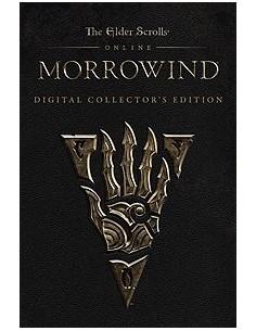 Bethesda The Elder Scrolls Online: Morrowind Collector's Edition PC/Mac Keräilijöiden Bethesda Softworks 822012 - 1