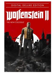 Bethesda Wolfenstein II: The New Colossus - Deluxe Edition PC Englanti Bethesda Softworks 825234 - 1