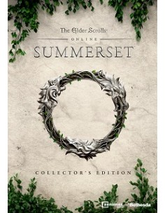 Bethesda The Elder Scrolls Online: Summerset - Collectors Edition Upgrade PC Keräilijöiden Englanti Bethesda Softworks 835318 -