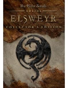 Bethesda Softworks Act Key/t Elder Scrolls Onl:elsweyr Dce Bethesda Softworks 848536 - 1