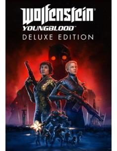 Bethesda Wolfenstein: Youngblood Deluxe PC Bethesda Softworks 851091 - 1