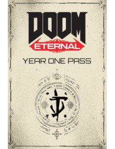 Bethesda DOOM Eternal - Year One Pass Videopelin ladattava sisältö (DLC) PC Englanti Bethesda Softworks 861335 - 1