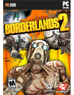Aspyr Media Borderlands 2 - Game of the Year Edition PC/Mac Englanti Aspyr 768987 - 1