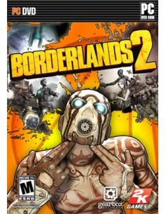 Aspyr Act Key/borderlands 2-gameyear Ed Mac Aspyr 768987 - 1