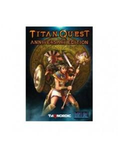THQ Nordic Titan Quest Anniversary Edition PC Perus Englanti Thq Nordic 816009 - 1