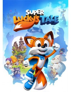 Thq Nordic Act Key/super Lucky Tale Thq Nordic 844491 - 1