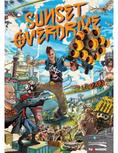 THQ Nordic Sunset Overdrive PC Perus Englanti Thq Nordic 847061 - 1