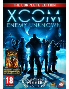 2K XCOM: Enemy Unknown – The Complete Edition PC 2k Games 775641 - 1