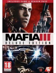 2K Mafia III Deluxe Edition PC 2k Games 808457 - 1