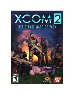 2K XCOM 2: Resistance Warrior Pack Videopelin ladattava sisältö (DLC) PC/Mac/Linux Monikielinen 2k Games 819820 - 1