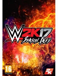 2K WWE 2K17 Season Pass PC Videopelin ladattava sisältö (DLC) Englanti 2k Games 821389 - 1