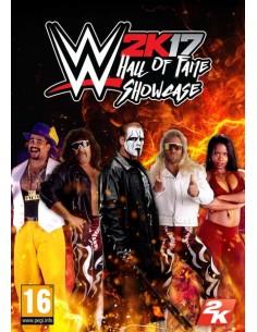 2K WWE 2K17 Hall of Fame Showcase PC Videopelin ladattava sisältö (DLC) Englanti 2k Games 822104 - 1