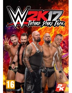 2K WWE 2K17 Future Stars Pack PC Videopelin ladattava sisältö (DLC) Englanti 2k Games 822469 - 1