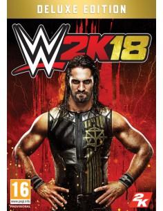 2K WWE 2K18 Deluxe PC 2k Games 828267 - 1