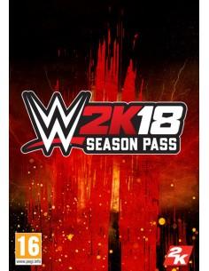 2K WWE 2K18 Videopelin ladattava sisältö (DLC) PC 2k Games 828965 - 1