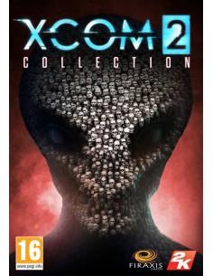 2K XCOM 2 Collection PC Keräilijöiden Englanti 2k Games 833132 - 1