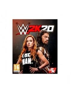 2K WWE 20 PC Perus 2k Games 855590 - 1