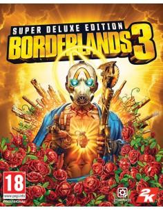 2K Borderlands 3 Super Deluxe Edition PC 2k Games 858622 - 1