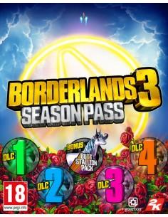2K Borderlands 3 Season Pass Videopelin ladattava sisältö (DLC) PC 2k Games 858630 - 1