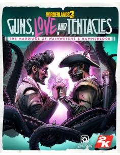 2K Borderlands 3: Guns, Love, and Tentacles Videopelin ladattava sisältö (DLC) PC 2k Games 858758 - 1