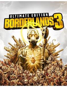 2k Games Act Key/borderlands 3: Ultimate Edition 2k Games 861651 - 1