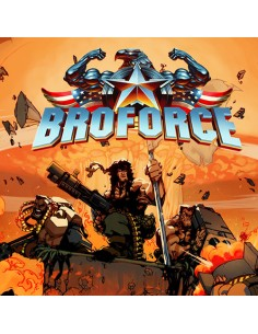 Devolver Digital Broforce PC Perus Englanti Devolver Digital 787309 - 1