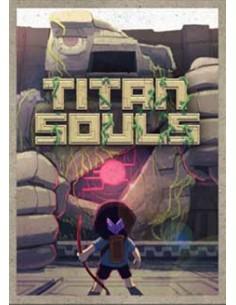 Devolver Digital Act Key/titan Souls Devolver Digital 792968 - 1