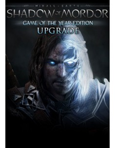 Warner Bros Middle-Earth: Shadow of Mordor - GOTY Edition PC/Mac/Linux Game the Year Monikielinen Warner 794117 - 1