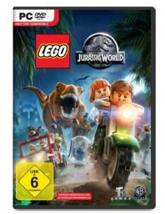 Warner Bros LEGO Jurassic World, PC Englanti Warner 794484 - 1