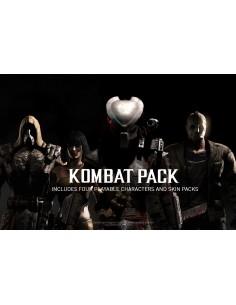 Warner Bros Mortal Kombat X - Pack Videopelin ladattava sisältö (DLC) PC Englanti Warner 805682 - 1