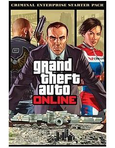 Rockstar Games Grand Theft Auto V - Criminal Enterprise Starter Pack Videopelin ladattava sisältö (DLC) PC Monikielinen Rockstar