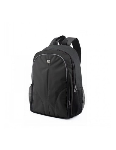 Sbox Boston Tietokonereppu Backpack Musta 15.6 Sbox NSS-19056B - 1
