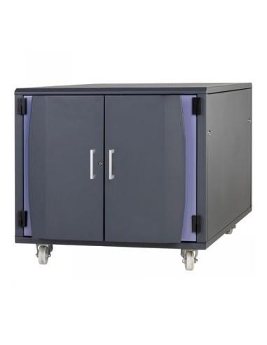 Black Box Blackbox Acoustic Cabinets - Passive, 12u Black Box ACAB12UP - 1