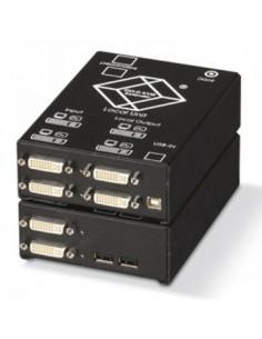 Black Box Blackbox Fibre Extender – Dvi-d, Usb - (1) Singlelink Black Box ACS4004A-R2-SM - 1