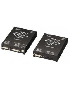 Black Box Blackbox Catx Kvm Extender – Dvi-d, Usb Hid, Audio, Black Box ACS4422A-R2 - 1