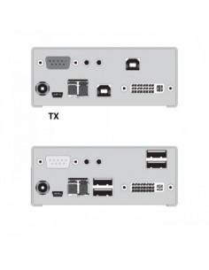 Black Box Blackbox Fibre Dkm Compact Extender Kits - Mm:800m, Black Box ACX1K-14A-SM - 1