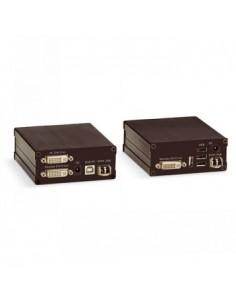 Black Box Blackbox Fibre Kvm Extender Ec – Dvi, Usb + Optional Black Box ACX310F-R2 - 1