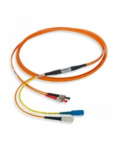 Black Box Blackbox Fibre Optic Mode-conditioning Patch Cables - Black Box EFEMC03-001M - 1