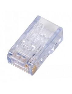 Black Box Blackbox Cat5e Rj-45 Plug - 100-pack Black Box FM850-100PAK - 1