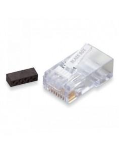 Black Box Blackbox Cat6 Rj-45 Plug - 25-pack Black Box FM860-25PAK - 1