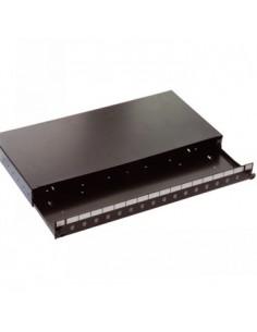 Black Box Blackbox Modular Fo Patch Panel 1u - Type B, Patch P Black Box JPE005F - 1