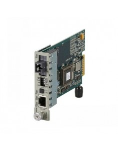 Black Box Blackbox Conversion Module - 10/100basetx, 100basefx, Black Box LMC3039C - 1