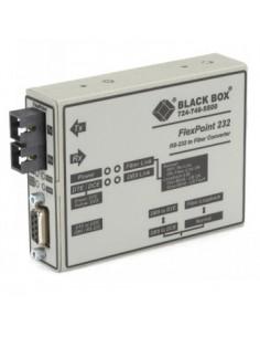 Black Box Blackbox Flexpoint Rs-232 To Fibre Converters - 850-nm Black Box ME660AE-MSC - 1
