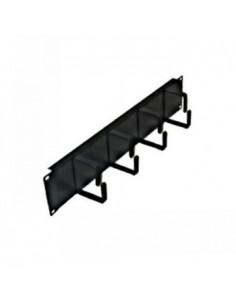 Black Box Blackbox 4-loop Jumper Ring Panel - 2u Black Box RKT24JRP - 1