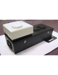 Black Box Blackbox Fan Thermostat Controller - 230 Vac Black Box RM616E - 1