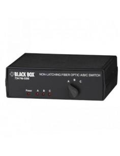 Black Box Blackbox Ultra Secure Multimode A/b/c Switch - Black Box SW1007A-R2 - 1