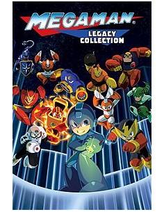 Capcom Act Key/mega Man Legacy Collection Capcom 799305 - 1